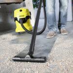 Putekļu sūcējs sausai un slapjai sūkšanai Kärcher WD 4 *EU-I, 1000W, 220AW, 20l